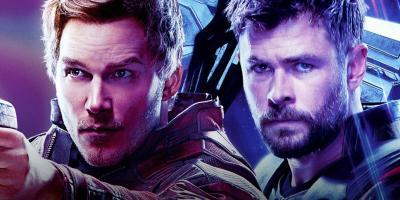 Chris Pratt estará en Thor: Love and Thunder