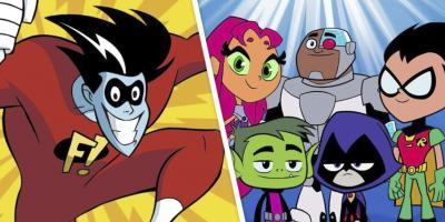 Fenomenoide regresa a la televisión en un episodio de Teen Titans Go!