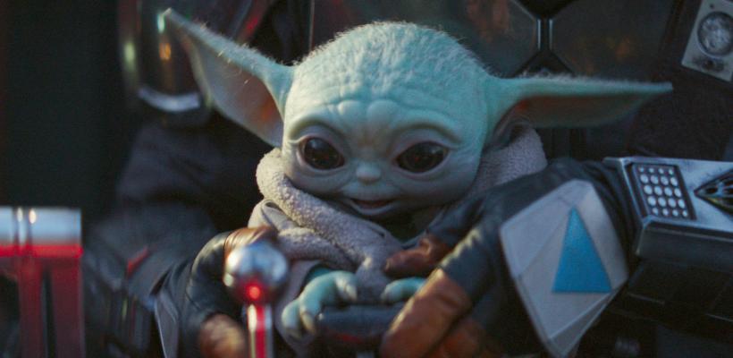 Star Wars: Bebé Yoda viaja con astronautas de SpaceX a la Estación Espacial Internacional