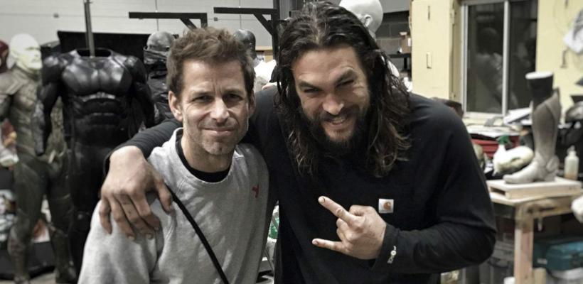 Jason Momoa rinde homenaje a la hija fallecida de Zack Snyder