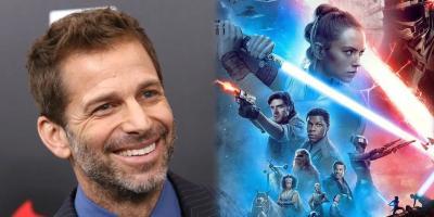 Zack Snyder dice que Star Wars lo inspiró a ser cineasta pero no entiende en qué se convirtió la franquicia