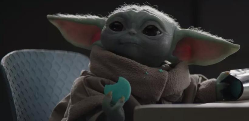The Mandalorian: Fans enloquecen con una escena de Baby Yoda en el capítulo 12