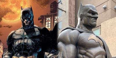 Batman obtiene una épica estatua en Burbank, California