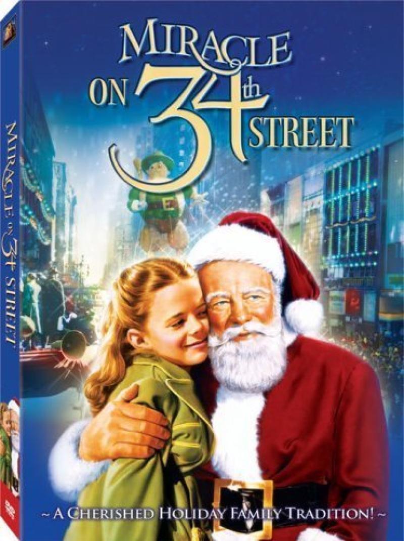 Película De Ilusión También Se Vive Miracle On 34th Street
