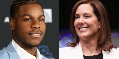 Star Wars: Presidenta de Lucasfilm apoya a John Boyega después de sus críticas a la franquicia
