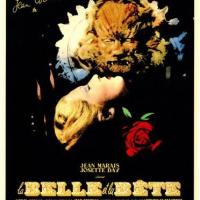 Poster de La belle et la bete
