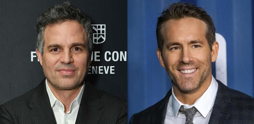 Mark Ruffalo será el padre de Ryan Reynolds en nueva película de Netflix