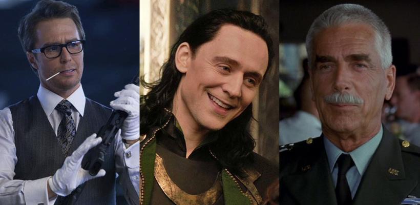 Buenas actuaciones en películas mediocres de Marvel