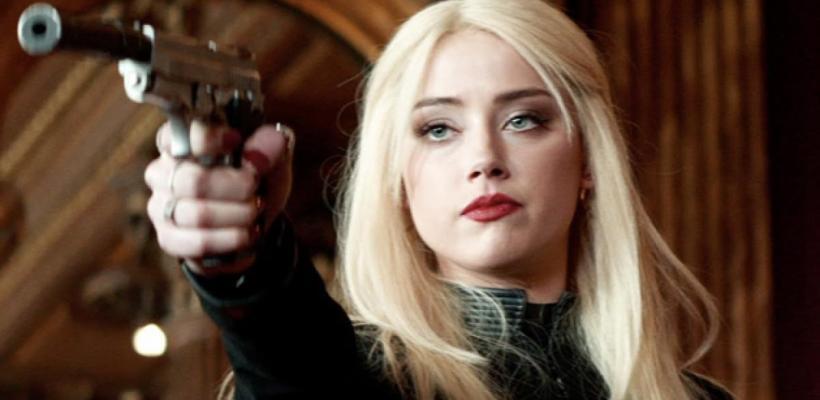 Netflix estrenará una película en la que seguro no recuerdas que Amber Heard salía
