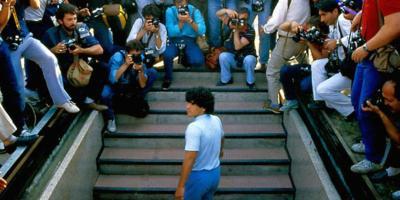 Maradona y el cine: documentales y películas sobre el ídolo del fútbol