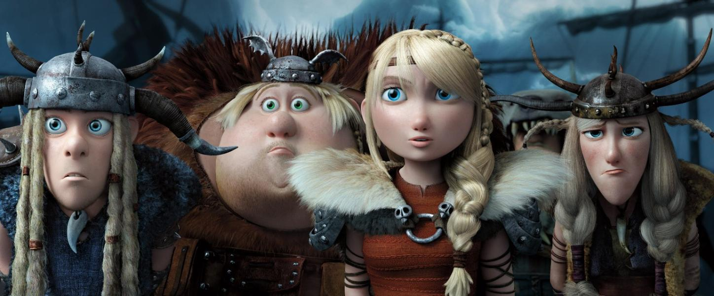 <em>© How to Train Your Dragon 2 © 2014 DreamWorks Animation LLC. All Rights Reserved</em>
