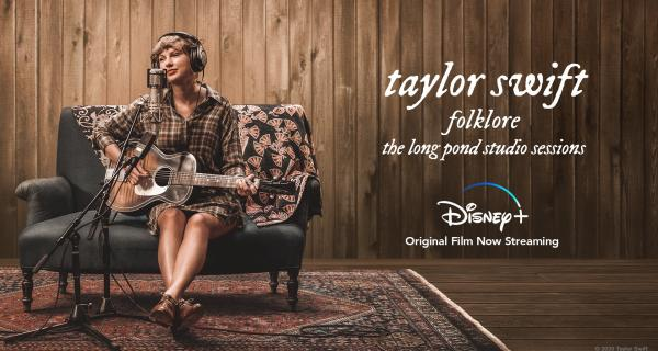 Folklore: The Long Pond Studio Sessions | Tráiler oficial