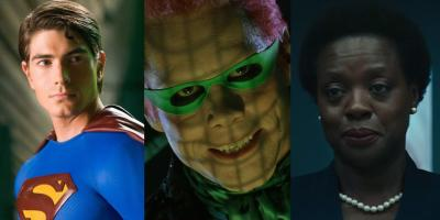 Buenas actuaciones en películas mediocres de DC