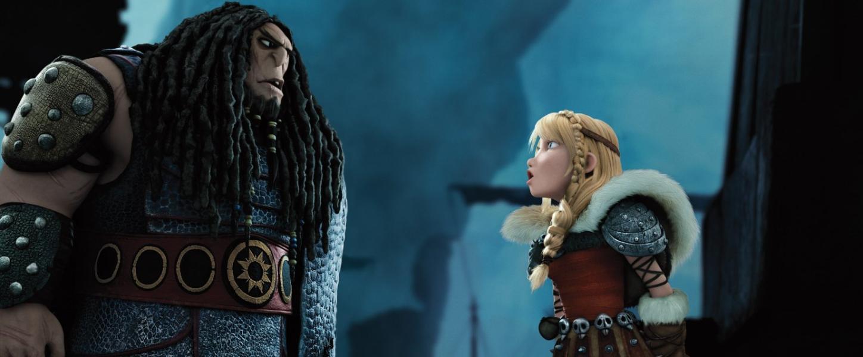 <em>© 2014 DreamWorks Animation LLC. All Rights Reserved.</em>