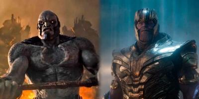Darkseid vs. Thanos: ¿Cuál es el villano más poderoso?