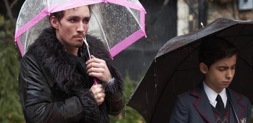 Elogian The Umbrella Academy por presentar ejemplos de masculinidad positiva