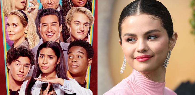Reboot de Salvados por la Campana se burla de Selena Gómez y los fans enfurecen contra la serie