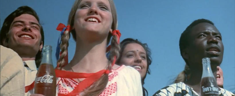 Comercial de Coca-Cola, 1971 - Hilltop | Id like to buy the world a Coke