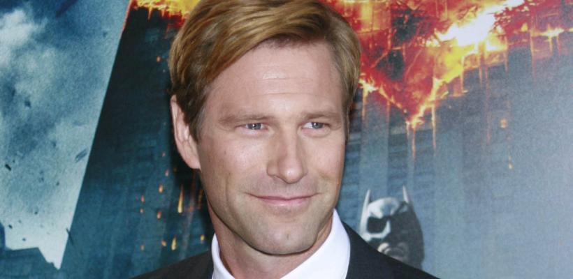 """Aaron Eckhart dice que The Dark Knight es cine, arte y un """"reflejo de nuestro tiempo"""""""