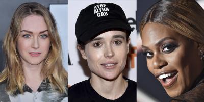 Los actores trans más reconocidos en la actualidad