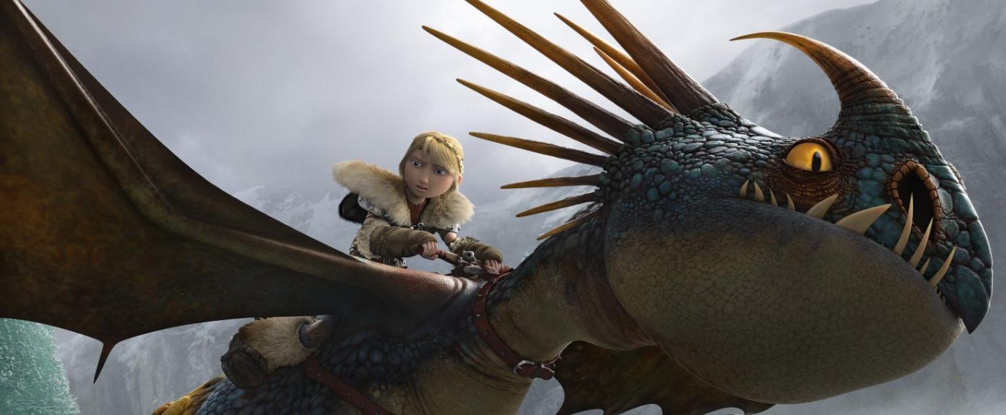 <em>© 2013 - DreamWorks Animation LLC. All Rights Reserved.</em>