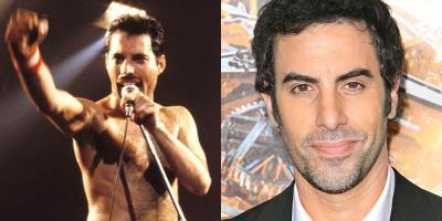 Todo lo que sabemos de la película de Freddie Mercury con Sacha Baron Cohen