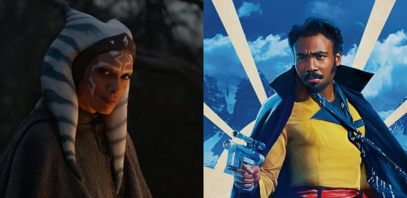 Series de Ahsoka Tano y Lando son confirmadas por Disney