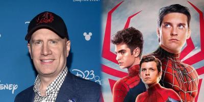 Kevin Feige podría haber confirmado el Spider-Verso
