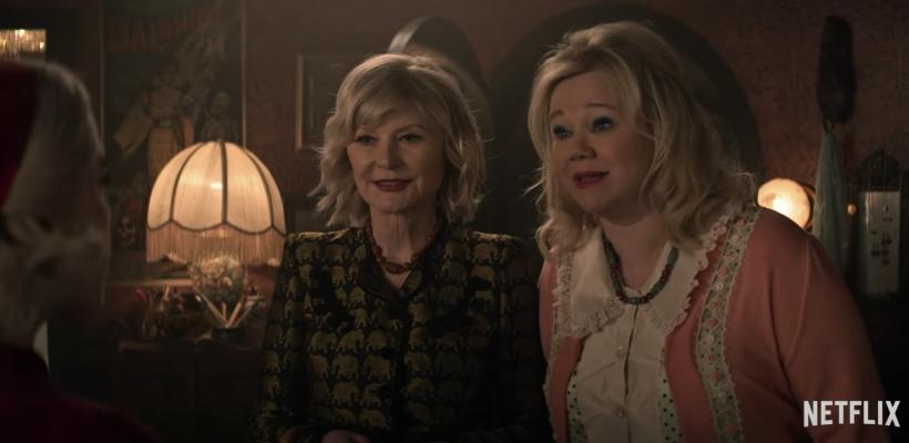 El Mundo Oculto de Sabrina: Actrices originales de Hilda y Zelda estarán en la última temporada