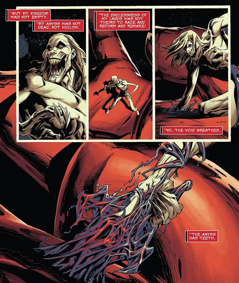 El origen de la Necroespada