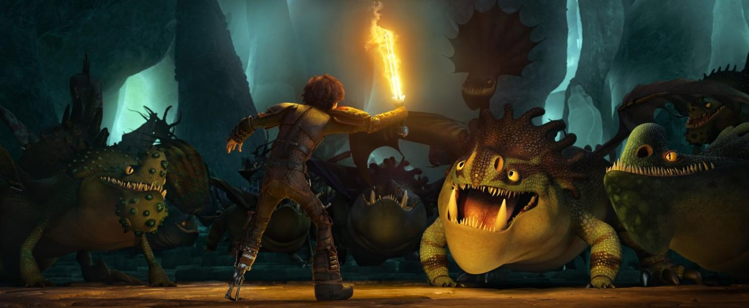 © 2013 - DreamWorks Animation LLC. All Rights Reserved.