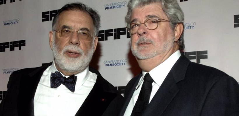Francis Ford Coppola dice que George Lucas desperdició su talento en Star Wars