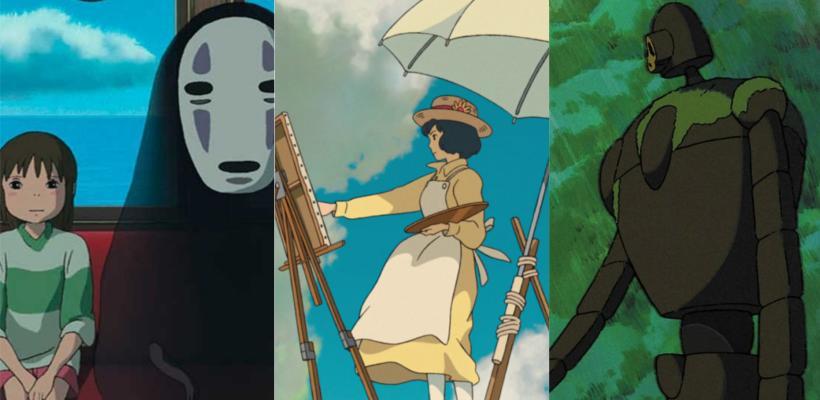 Todas las películas de Hayao Miyazaki de la mejor a la peor según la crítica