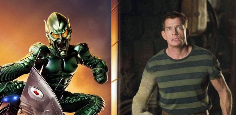 Willem Dafoe (Green Goblin) y Thomas Haden Church (Sandman) regresarían en Spider-Man 3
