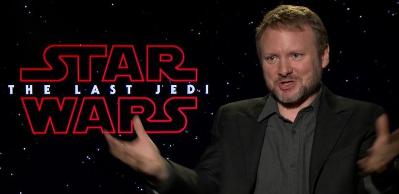 Rian Johnson agradece el apoyo de los fans en el aniversario de Star Wars: Los Últimos Jedi
