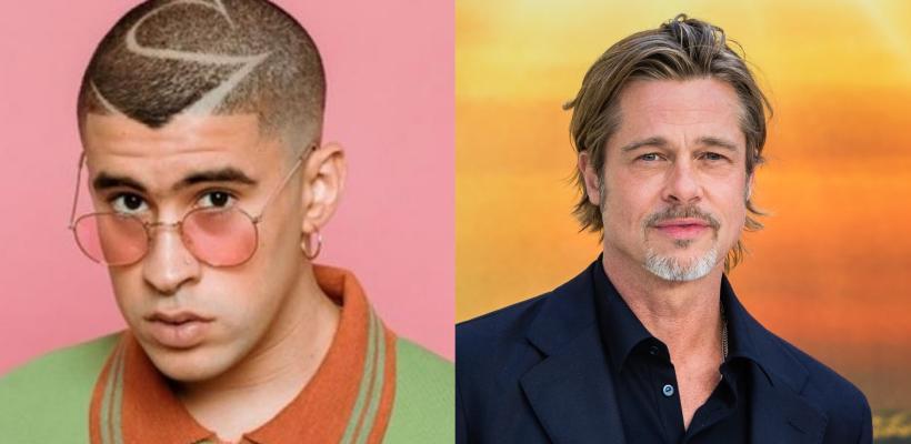 Brad Pitt añade a Bad Bunny al elenco de su nueva película de acción