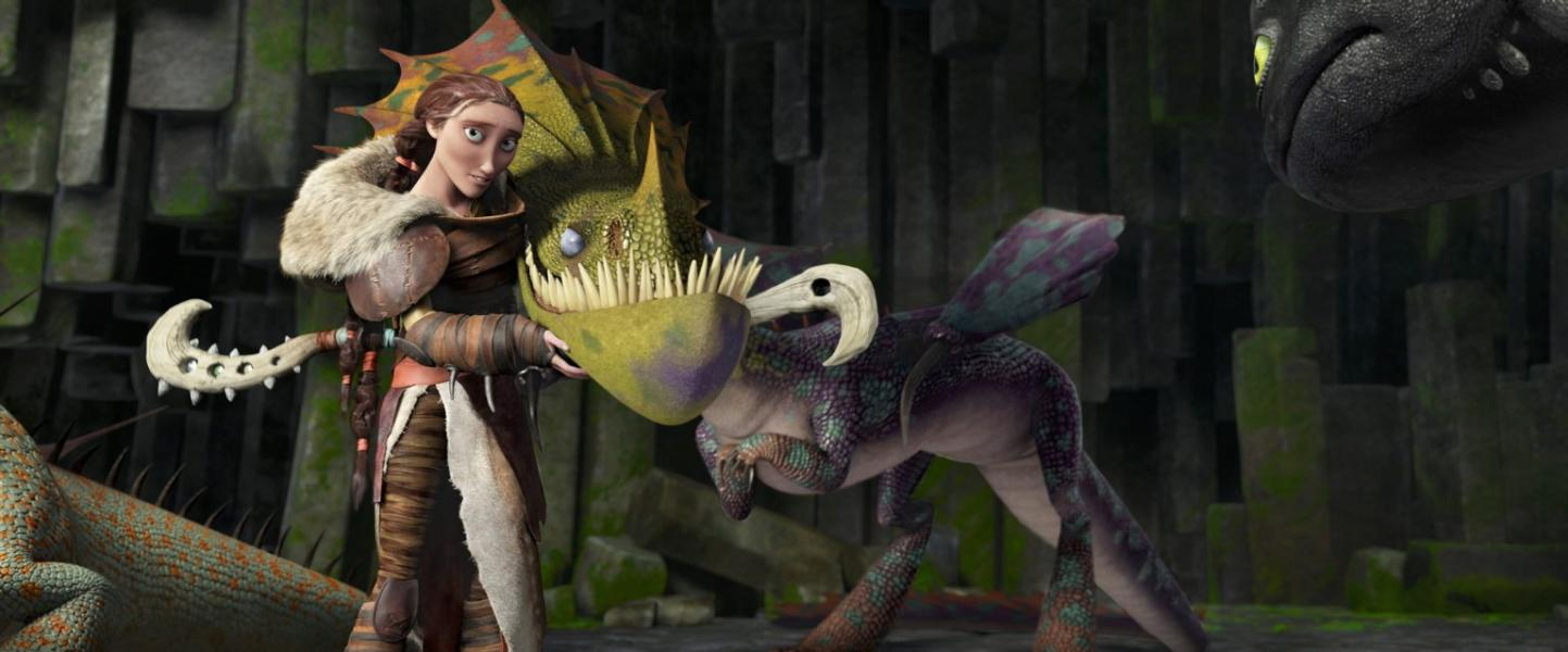 <em>© 2013 - DreamWorks Animation</em>