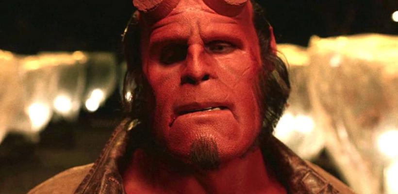 Ron Perlman insiste en que quiere hacer Hellboy 3 y dice que no guarda rencor a David Harbour