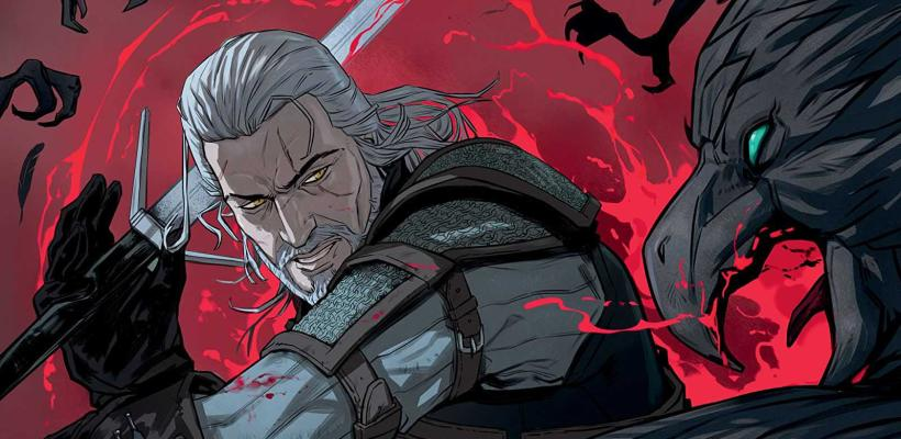 Netflix revela el logo oficial de Nightmare of the Wolf, película animada de The Witcher