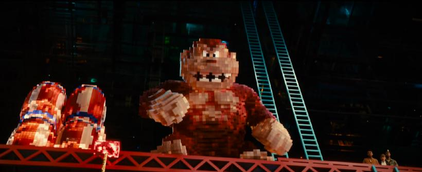 Pixeles - Trailer 2