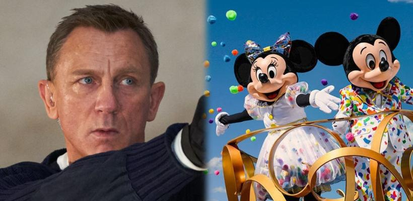 Disney podría adquirir la franquicia de James Bond al comprar MGM
