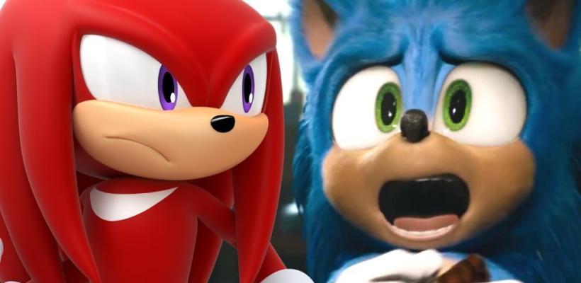 Knuckles podría aparecer en Sonic 2 con un papel importante