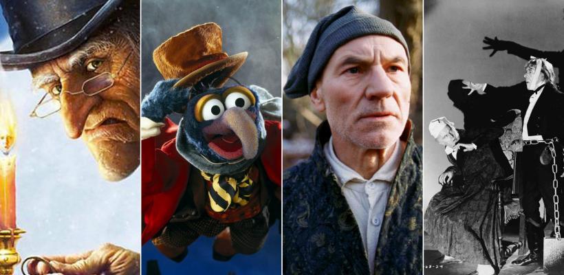 Las adaptaciones cinematográficas de Un cuento de Navidad de la más fallida a la mejor