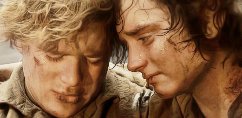 Sean Astin quería que Sam y Frodo se besaran en El Señor de Los Anillos