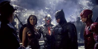 Ejecutivos de DC califican a Liga de la Justicia de Snyder, como un callejón sin salida