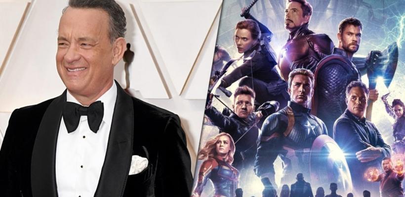 Tom Hanks asegura que el MCU salvará a los cines de desaparecer