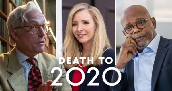Death to 2020 | Tráiler oficial
