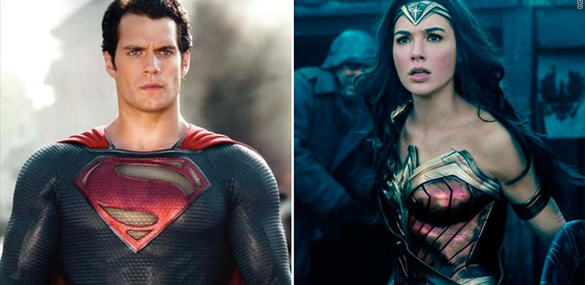 ¿Henry Cavill aparecerá como Superman en Wonder Woman 3?