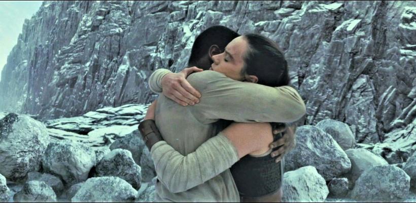 Novelista de Star Wars está molesto de que no hubiera romance entre Rey y Finn