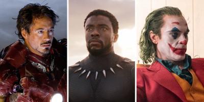 Iron Man, Black Panther y Joker, entre las películas más influyentes del siglo XXI